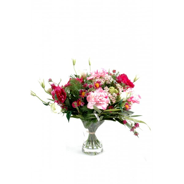 Bouquet Fleuri – Composition artificielle