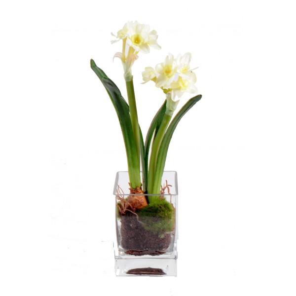 Bouquet Narcisse – Composition artificielle