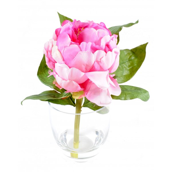 Bouquet Pivoine – Composition artificielle