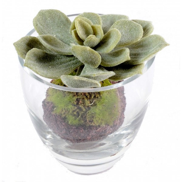 Bouquet Succulent – Composition artificielle