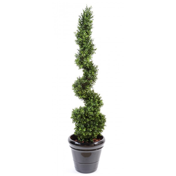 Buis New Spirale Fine – Arbre artificiel