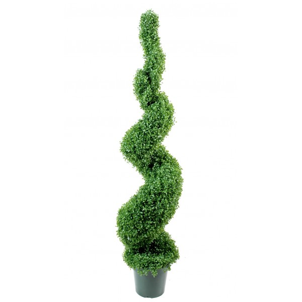 Buis Spirale Large – Arbre artificiel