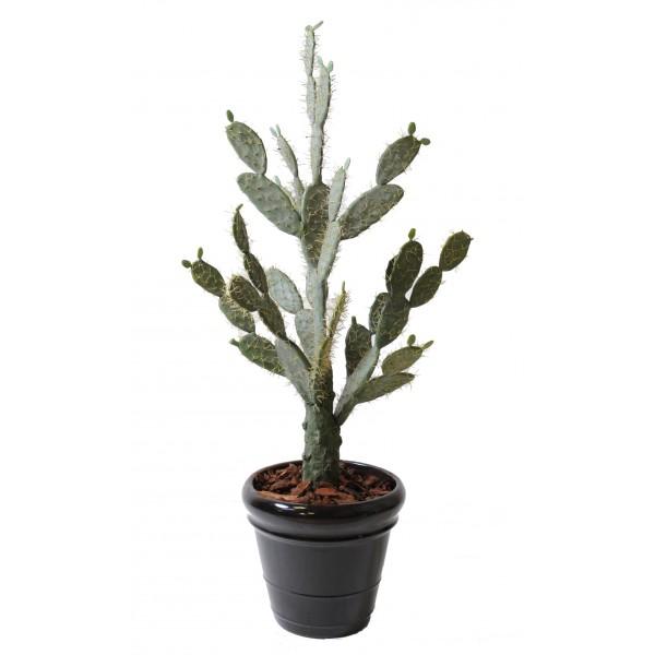 cactus barell figuier de barbarie plante artificielle fleurs plantes artificielles. Black Bedroom Furniture Sets. Home Design Ideas
