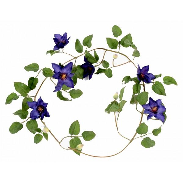Guirlande de fleur artificielle prix achat vente en for Guirlande fleurs artificielles