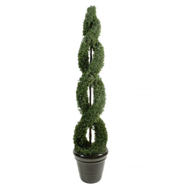 Cypres Double Spirale – Arbre artificiel