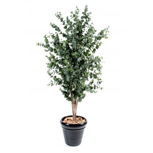 Eucalyptus buisson arbre artificiel fleurs plantes for Buisson synthetique