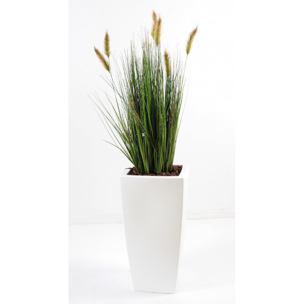 Foxtail En Pot Pure Haut – Composition artificielle