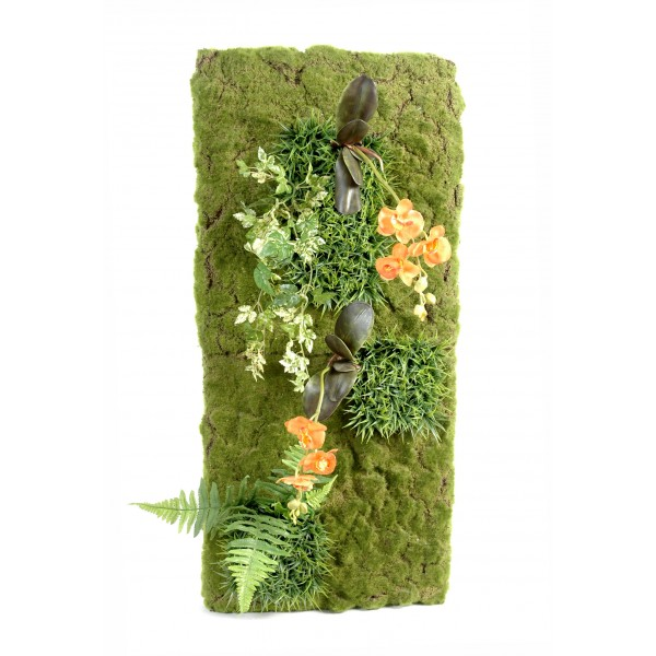 Mur Vegetal 88*40 – Composition artificielle