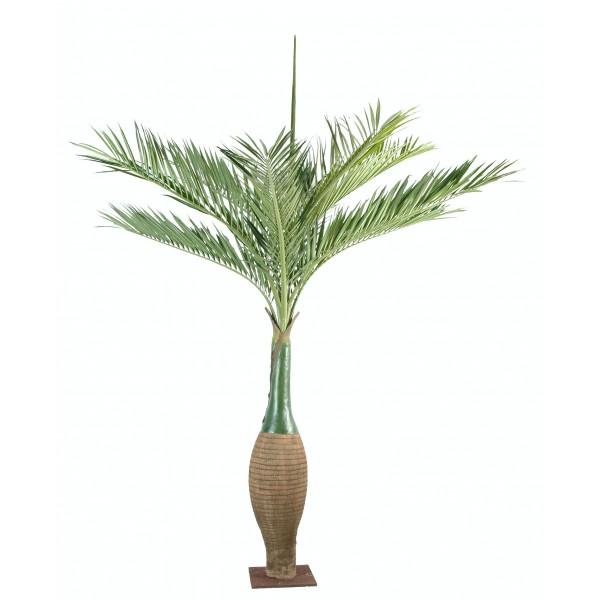 Palmier en plastique pour ext rieur prix achat vente for Entretien palmier exterieur