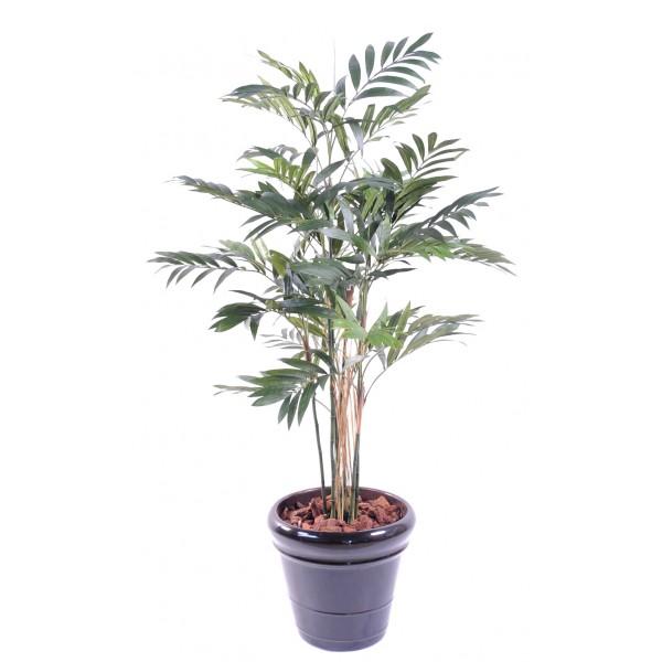 Palmier parlour arbre artificiel fleurs plantes for Arbre palmier artificiel