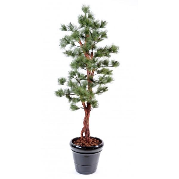 pin luxe arbre artificiel fleurs plantes artificielles. Black Bedroom Furniture Sets. Home Design Ideas