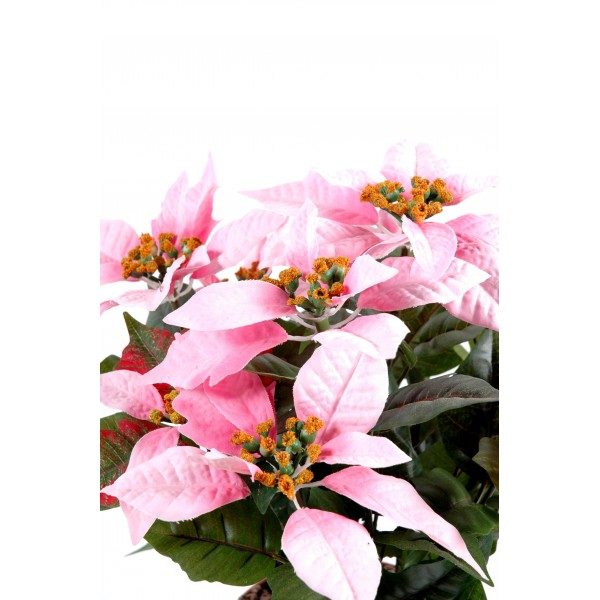 Poinsetia*9 – Plante artificielle