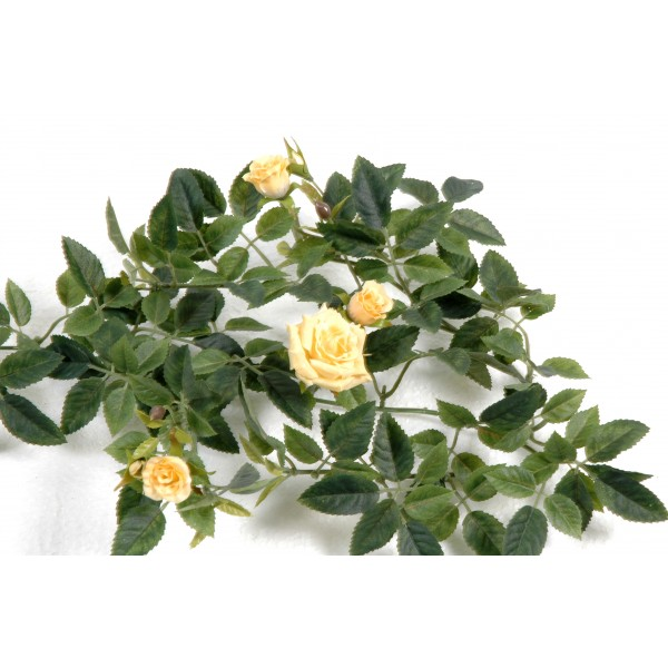 Rose Mini Guirlande – Plante artificielle