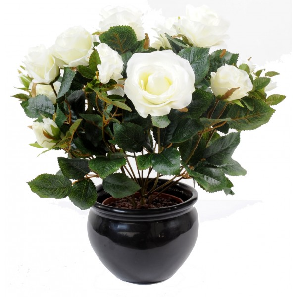 Rosier Piquet 14F – Plante artificielle