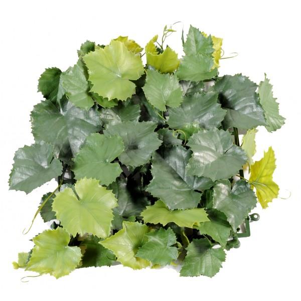 vigne plaque plast 45 plante artificielle fleurs plantes artificielles. Black Bedroom Furniture Sets. Home Design Ideas